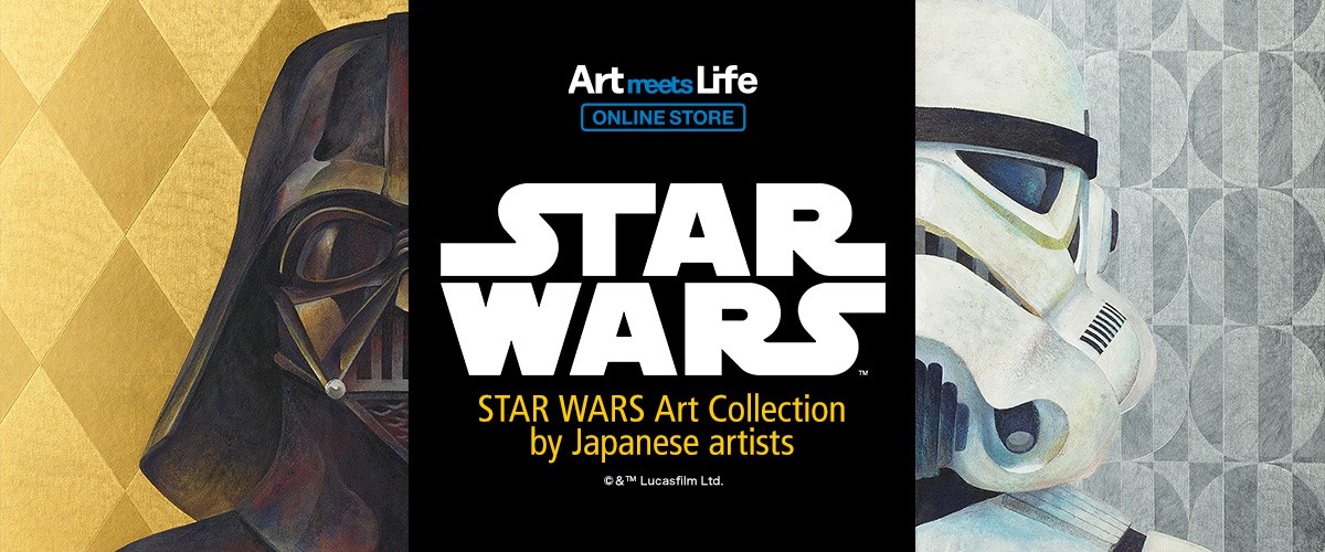 STARWARS Art Collection by Japanese artists